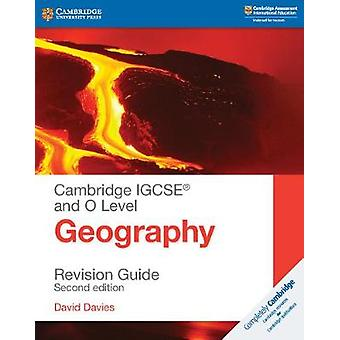 Cambridge IGCSE (R) and O Level Geography Revision Guide by David Dav