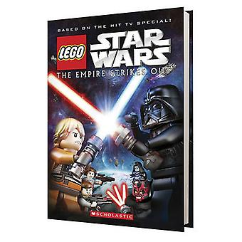 LEGO Star Wars - the Empire Strikes par Ace Landers - 9781407138503