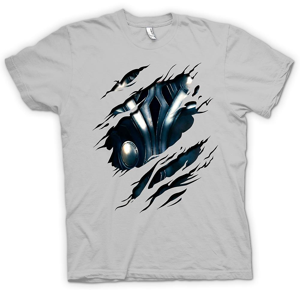 Mens T-shirt - Superhelden Thor Riss Design