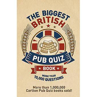 The Biggest British Pub Quiz Book by Roy Preston - 9781780978833 Book