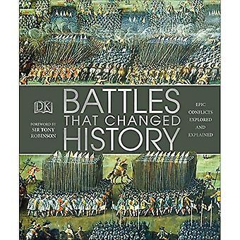 Strider som förändrat historien