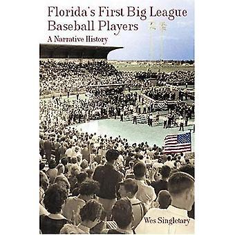 Giocatori di Baseball Big League primi della Florida: una storia narrativa