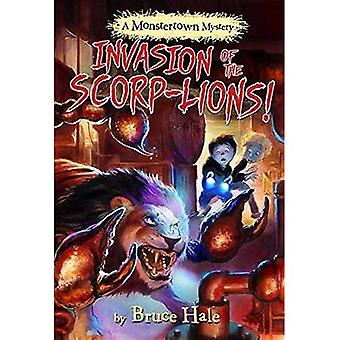 Invasion of the Scorp-Lions� (a Monstertown Mystery)