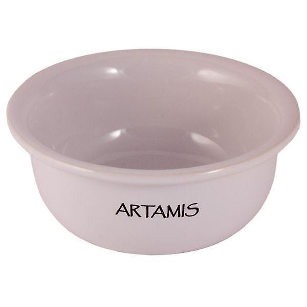 Shaving Artamis Ceramic Bowl Artamis White j35L4AR