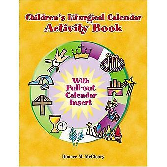Cahier d'activités pour enfants calendrier liturgique