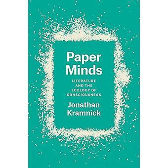 Mentes de papel - literatura e a ecologia da consciência por Min de papel