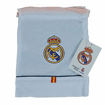Real Madrid Lunch Bag (vit)