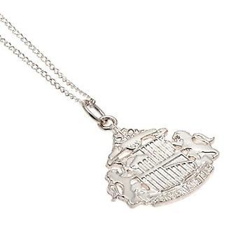 Sunderland Sterling Silver Pendant & Chain