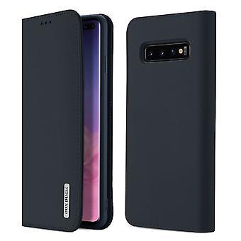 DUX DUCIS Wish Series Pouch Samsung Galaxy S10 Plus-Dark Blue