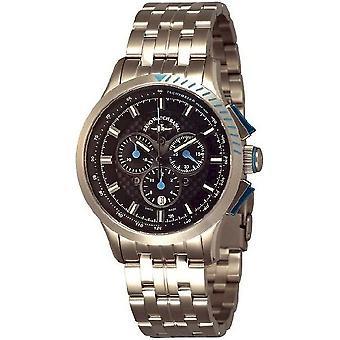 Zeno-watch mens watch sport H3 fashion chronograph 6702-5030Q-s1-4 M