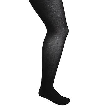 Black Supersoft Thick Tights