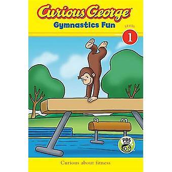 Curious George Gymnastics Fun by H A Rey - Leora Bernstein - 97805444