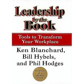 Leadership by the Book by Hybels Blanchard - 9780688172398 Book