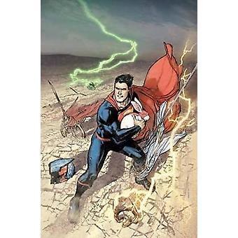 Superman The Rebirth Deluxe Edition Book 2 by Superman The Rebirth De