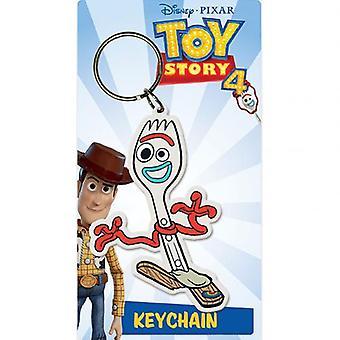 Toy Story 4 PVC porte-clés Forky