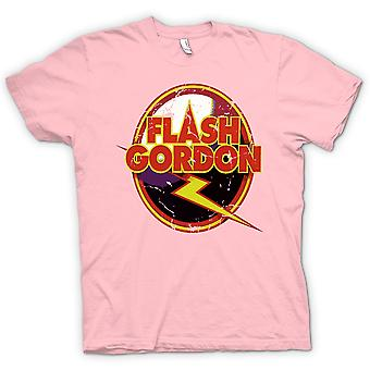 Camiseta para hombre - Flash Gordon Logo - Sci Fi