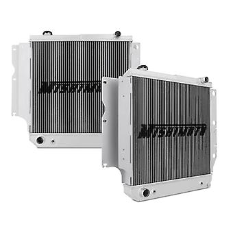 Radiateurs en aluminium Mishimoto MMRAD-WRA-87