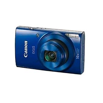 Canon ixus 190 20 mpx optical zoom 10x hd movies  blue