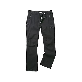 Craghoppers Kiwi Pro Stretch Mens Trousers Black (R 32in)