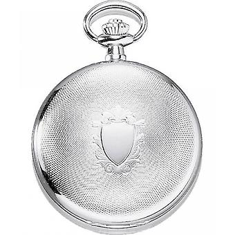 Zeno-Watch-fickur-herr-fickur Savonette & #150; Classic Numbers & #150; silver-105-i2-NUM