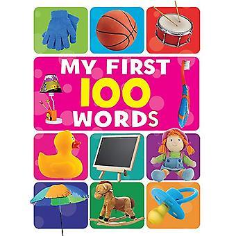 Min första 100 orden [styrelse bok]