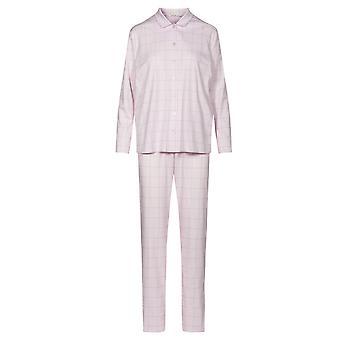 Feraud 3883160-11577 Women's High Class New Rose Pink Cotton Pyjama Set