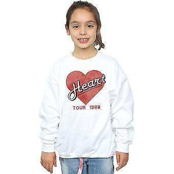 Heart Girls Tour 1988 Sweatshirt
