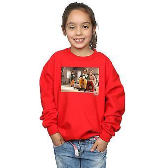 Elf Girls Family Shot Sweatshirt