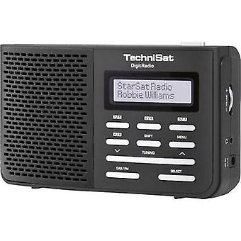 DAB+ Portable radio TechniSat DigitRadio 210 DAB+, FM Black