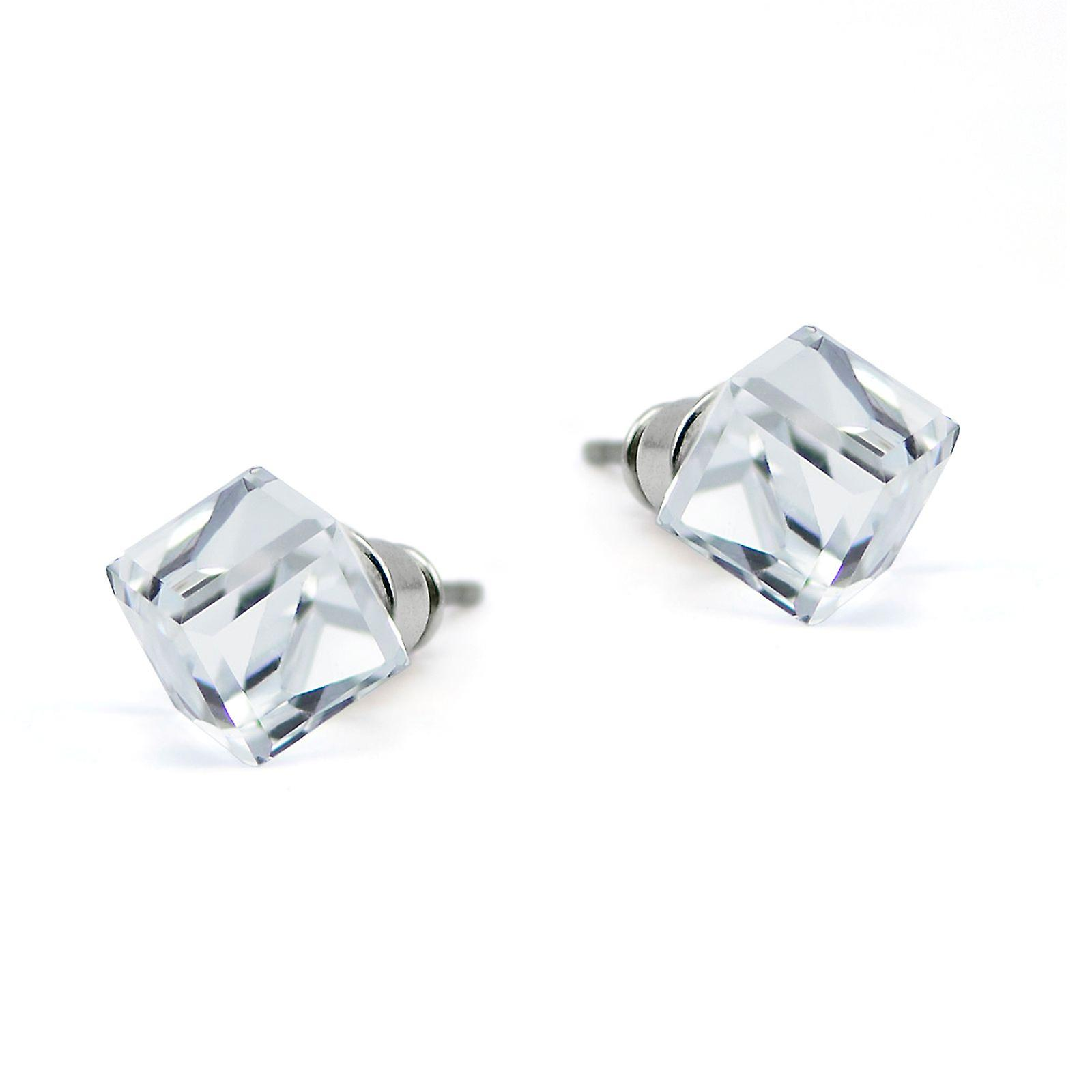 Crystal Stud Earrings EMB10.4