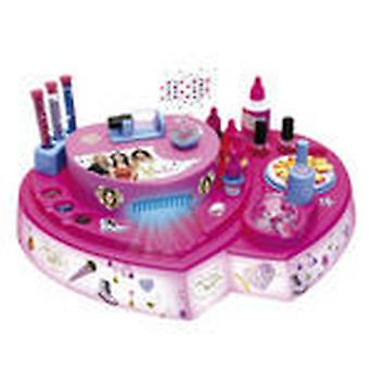 Simba Frozen Nail Salon (Kids , Toys , Imitation , Jewelry, Makeup And Accessories)