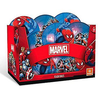 Mondo Flash Ball Assortment Marvel (Spiderman Avengers +) (Outdoor , Sport)