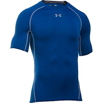 UA HG Armour Short Sleeve Compression Top