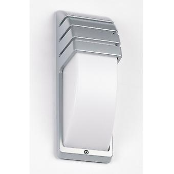 Endon EL-YG-7011 Low Energy Outside Light In Aluminium, IP44