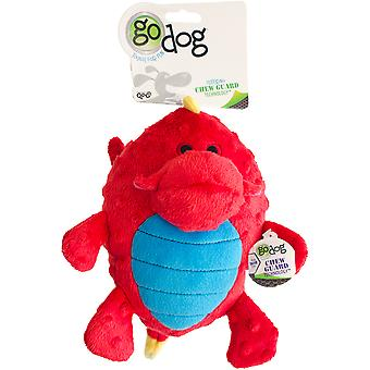 GoDog Dragons Grunters With Chew Guard-Red 773029