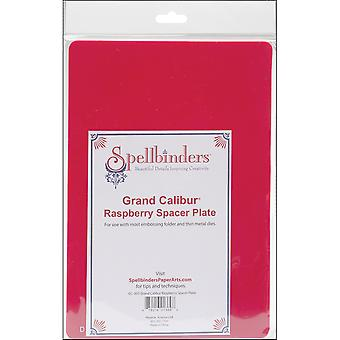 Spellbinders Grand Calibur entretoise plaque-8,25