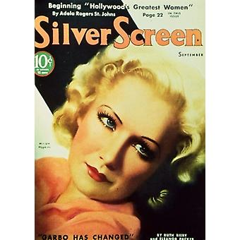 Miriam Hopkins Movie Poster (11 x 17)