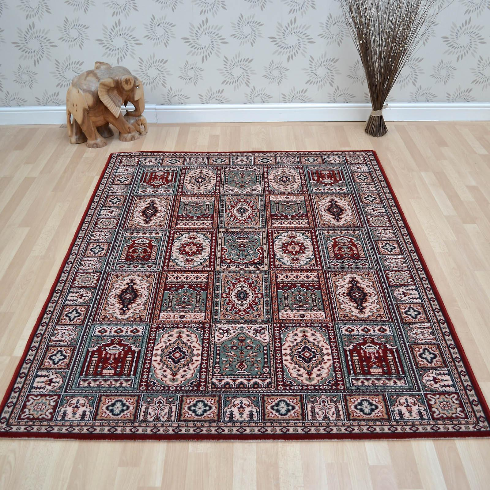 Lano Royal Rugs 1569 507 Red