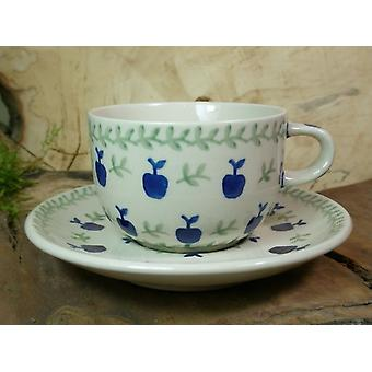 Cup and saucer for tea o. coffee, 200 ml volume, tradition 50 - BSN 21950