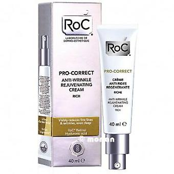 Roc Correct Pro Wrinkle Cream 40Ml (Cosmetics , Facial , Creams with treatment)