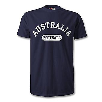T-Shirt Football Australie