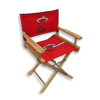 Miami Heat Junior Director`s Chair