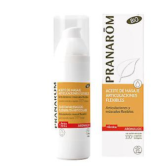 Pranarom Aromalgic Massage Oil 100 ml