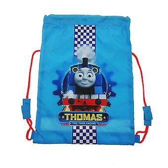 Thomas the Tank Engine Drawstring Trainer School Bag