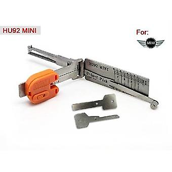 Lishi HU92 V.2 2-in-1 BMW Group Car Open Tool including Keys Old Model Car Opener