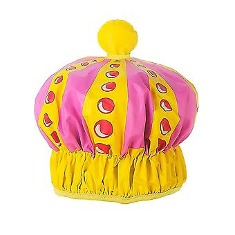 Novelty Queen of the Bathroom Bath & Shower Cap