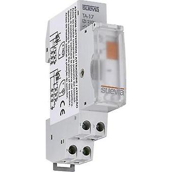 Multiway switch (analog) PVC White 1 maker Suevia SU063031