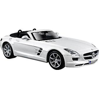 Maisto Mercedes-Benz SLS AMG Roadster (Toys , Vehicles And Tracks , Mini Vehicles , Cars)