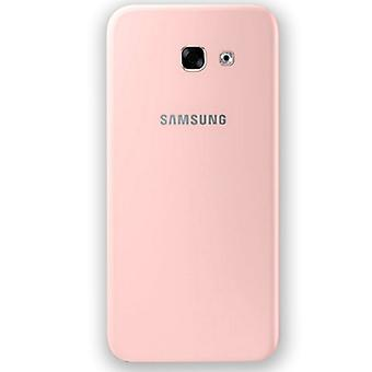 Samsung battery cover for Galaxy A3 2017 A320F GH82 13636D battery lid + adhesive pad pink