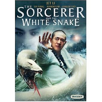 Troldmand & White Snake [BLU-RAY] USA importen